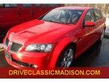 2009 Liquid Red Pontiac G8 GT #75924935