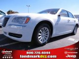 2013 Bright White Chrysler 300  #75924643