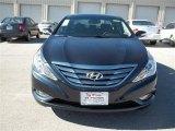 2013 Pacific Blue Pearl Hyundai Sonata Limited 2.0T #75924497