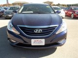 2013 Indigo Night Blue Hyundai Sonata GLS #75924495
