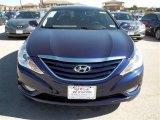 2013 Indigo Night Blue Hyundai Sonata GLS #75924486