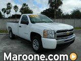 2011 Summit White Chevrolet Silverado 1500 LS Regular Cab #75924874