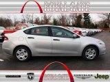 2013 Bright Silver Metallic Dodge Dart SE #75977353