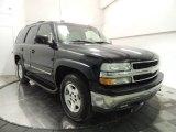2004 Black Chevrolet Tahoe LT 4x4 #75977781