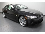 2013 Black Sapphire Metallic BMW 3 Series 335i Coupe #75977671