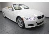 2013 Alpine White BMW 3 Series 335i Convertible #75977670