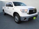 2010 Super White Toyota Tundra CrewMax #75977543