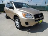 2011 Sandy Beach Metallic Toyota RAV4 I4 4WD #75977542