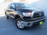 2013 Black Toyota Tundra SR5 CrewMax 4x4 #75977541