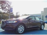 2013 Bordeaux Reserve Red Metallic Ford Fusion SE #75977445