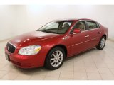 Crimson Red Pearl Buick Lucerne in 2006