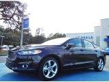 2013 Tuxedo Black Metallic Ford Fusion SE 1.6 EcoBoost #75977439