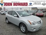 2013 Brilliant Silver Nissan Rogue S Special Edition AWD #75977759