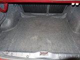 2007 Chevrolet Malibu LT Sedan Trunk