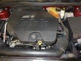 2007 Chevrolet Malibu LT Sedan 3.5 Liter OHV 12-Valve V6 Engine