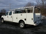 2007 Ford F350 Super Duty XL Crew Cab 4x4 Chassis Data, Info and Specs