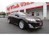 2012 Attitude Black Metallic Toyota Camry XLE #75977402