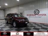 2010 Merlot Red Metallic Nissan Murano SL #75977397