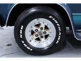 Chevrolet Chevy Van Wheels and Tires