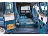 Chevrolet Chevy Van Interiors