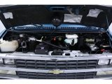 Chevrolet Chevy Van Engines