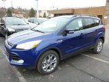 2013 Ford Escape Deep Impact Blue Metallic