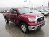 2008 Toyota Tundra Salsa Red Pearl