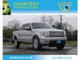 2010 Ingot Silver Metallic Ford F150 Platinum SuperCrew #75977691