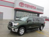 2011 Spruce Green Mica Toyota Tundra Double Cab 4x4 #75977465