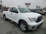 2011 Super White Toyota Tundra Double Cab 4x4 #75977785