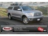 2010 Silver Sky Metallic Toyota Tundra Limited CrewMax 4x4 #76017571