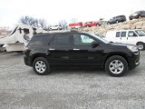 2013 Carbon Black Metallic GMC Acadia SLE #76018199