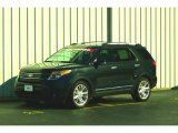 2011 Tuxedo Black Metallic Ford Explorer Limited #76017931