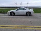 2003 Dover White Pearl Mitsubishi Eclipse GTS Coupe #76018309