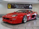 Ferrari F512 M Data, Info and Specs