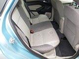 2012 Ford Focus SE 5-Door Rear Seat