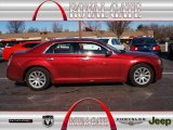 2012 Deep Cherry Red Crystal Pearl Chrysler 300 Limited #76017667