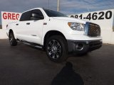 2013 Super White Toyota Tundra CrewMax 4x4 #76017908