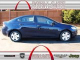 2013 True Blue Pearl Coat Dodge Dart SE #76017659
