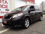 2011 Black Toyota Sienna LE #76018174