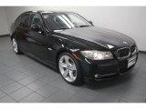 2011 Jet Black BMW 3 Series 335i Sedan #76018024