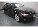 2010 Black Sapphire Metallic BMW 3 Series 335i Coupe #76018022