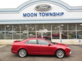 2011 Bordeaux Reserve Metallic Ford Fusion SEL #76017868