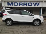2013 Oxford White Ford Escape SE 1.6L EcoBoost #76017761
