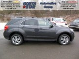 2013 Tungsten Metallic Chevrolet Equinox LT AWD #76017845