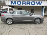 2013 Sterling Gray Metallic Ford Fusion SE 1.6 EcoBoost #76017759