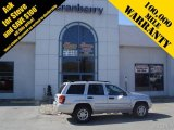 2002 Bright Silver Metallic Jeep Grand Cherokee Laredo 4x4 #7581069