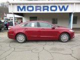 2013 Ruby Red Metallic Ford Fusion SE 1.6 EcoBoost #76017758
