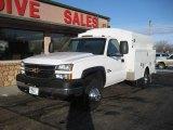 2007 Chevrolet Silverado 3500HD Classic Regular Cab Utiity Truck Data, Info and Specs