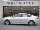 2013 Ingot Silver Metallic Ford Fusion SE #76018108